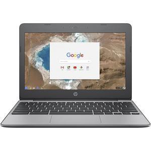 HP Chromebook 11-V020 Celeron N3060 1.6 GHz 16GB SSD - 4GB
