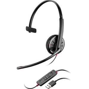 Blackwire C310-M Noise reducer Headphone with microphone - Black