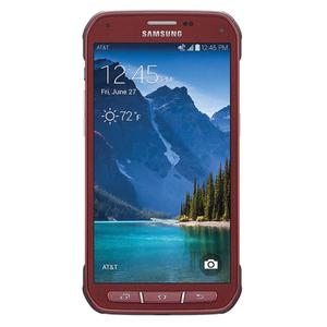 Galaxy S5 Active 16GB - Red AT&T