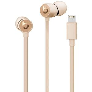 Beats By Dr. Dre urBeats3 Earphones - Satin Gold