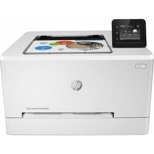 Color Laser Printer HP LaserJet Pro M255dw Wireless - White