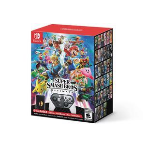 Super Smash Bros Ultimate Special Edition - Nintendo Switch