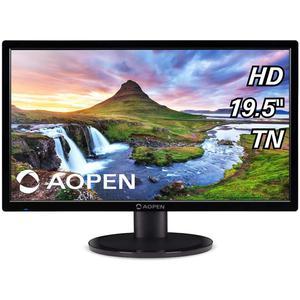 AOpen 19.5-inch Monitor 1366x768 LCD 20CH1Q BI