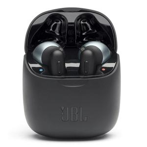 JBL Tune 220 TWS Noise-Cancelling Bluetooth Earphones - Black