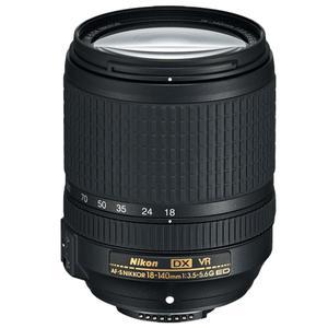 Lens Nikon AF-S DX 18-140 mm f/3.5-5.6G ED VR - Black