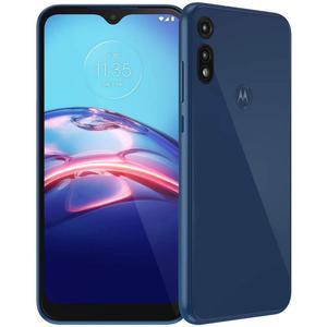 Motorola Moto E (2020) 32GB - Midnight Blue - Locked T-Mobile