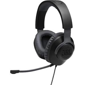 Jbl QUANTUM 100 BAM-Z Noise reducer Gaming Headphone with microphone - Black