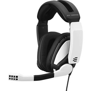 Sennheiser GSP 301 Noise cancelling Gaming Headphone with microphone - White/Black