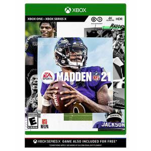 Madden NFL21 - Xbox One
