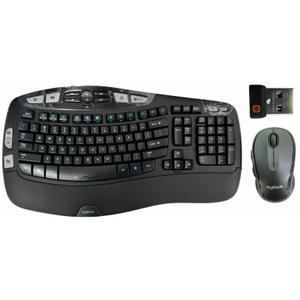 Logitech Keyboard QWERTY Wireless MK550