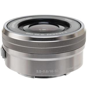 Lens Sony E PZ 16-50 mm f/3.5-5.6 OSS Power Zoom - Silver